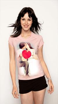 Girl T Shirt Photo Frame screenshot 2