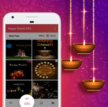 Happy Diwali Gif screenshot 6