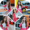 Photo Collage Maker -Picmix- Beauty Selfie Camera-icoon