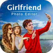 Girlfriend Photo Editor 2019 icon
