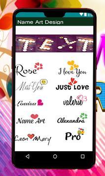 Name Art Design_stylish name screenshot 7