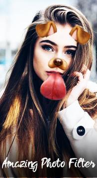 Filter for snapchat poster