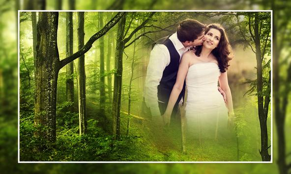 Forest Photo Frames poster