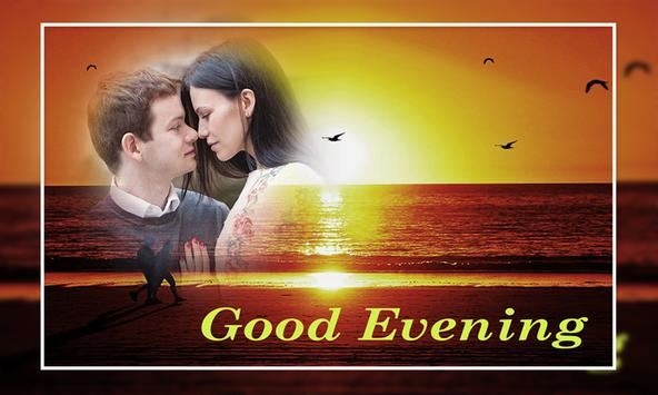 Good Evening Photo Frames poster