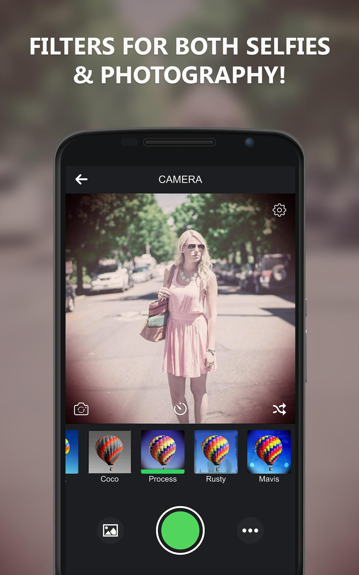 Camera Effects & Photo Filters for Android - APK Download