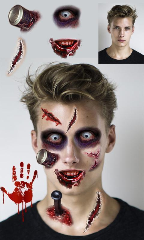 zombie photo editor download