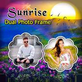Sunrise Photo Frame icon