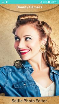 Beauty Editor : Face Makeover & Selfie Filter poster