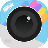 Candy selfie camera - snappy photo icon
