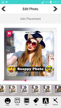 Snappy photo filters stickers screenshot 17