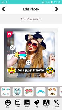 Snappy photo filters stickers screenshot 23