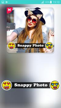 Snappy photo filters stickers screenshot 8