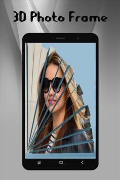 3D Photo Frame : Three D Photo Frame screenshot 14