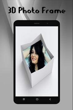 3D Photo Frame : Three D Photo Frame screenshot 1