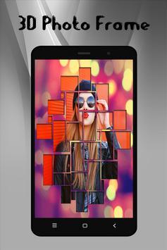 3D Photo Frame : Three D Photo Frame screenshot 5
