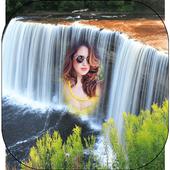 Waterfall Photo Frame icon