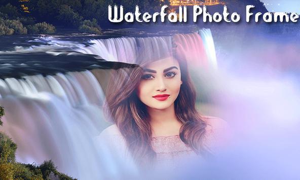 Waterfall Photo Frame screenshot 12