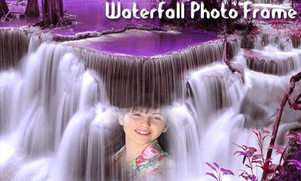 Waterfall Photo Frame screenshot 13