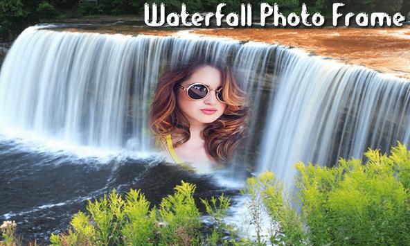 Waterfall Photo Frame screenshot 18