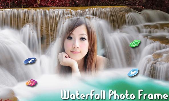 Waterfall Photo Frame screenshot 9