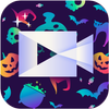 Video Editor Of Photos, Video Recorder With Music-icoon