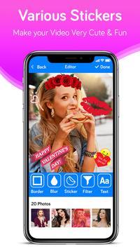 Photo Video Maker With Music-Movie Maker screenshot 16