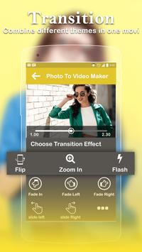 Photo Video Maker With Music-Movie Maker screenshot 1
