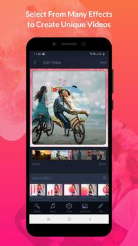 Photo Video Slideshow Maker with Music Screenshot 2