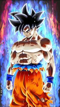 Goku HD Wallpaper - Ultra instinct goku poster