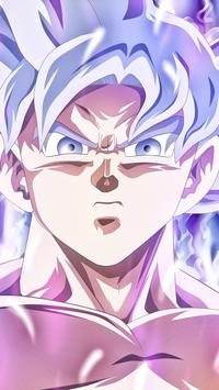 Goku HD Wallpaper - Ultra instinct goku screenshot 1