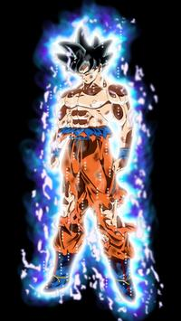 Goku HD Wallpaper - Ultra instinct goku screenshot 2