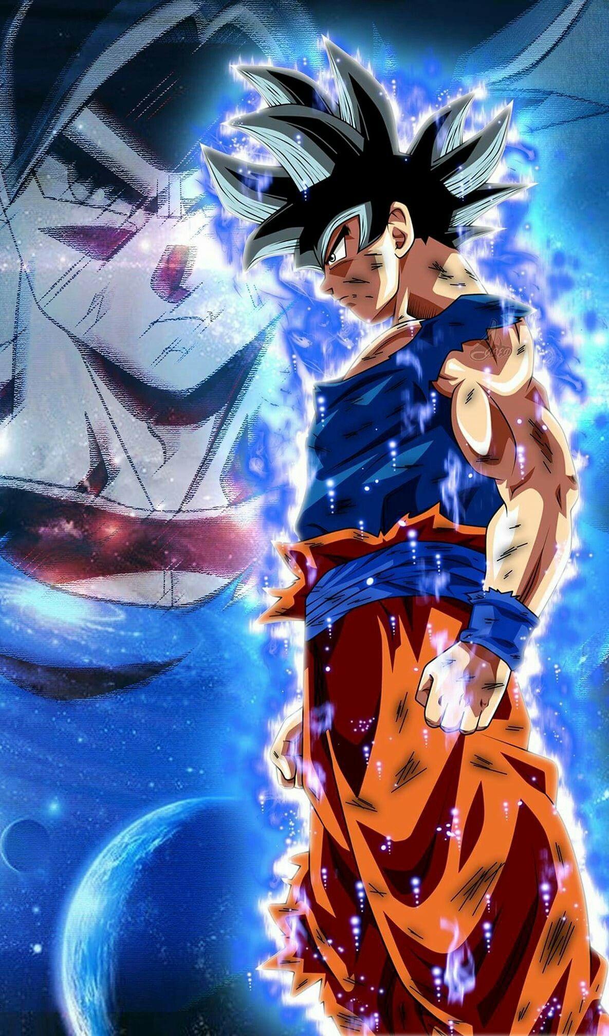 Goku HD Wallpaper - Ultra instinct goku for Android - APK ...