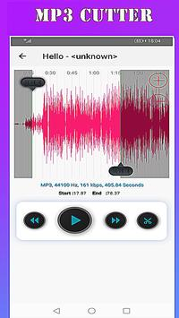Mp3 cutter – Video Cutter, Easy Ringtone Maker screenshot 2