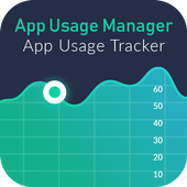 App Usage Tracker - App Usage Manager icon