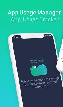 App Usage Tracker - App Usage Manager poster