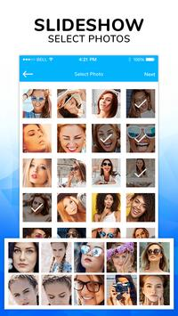 Photo video maker - Slideshow maker with music poster