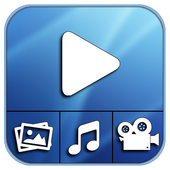 photo editor with music icon