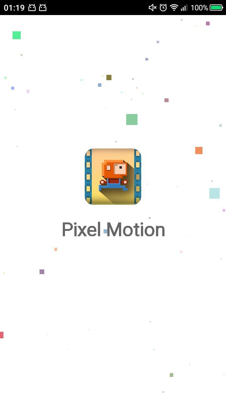 Pixel Motion poster