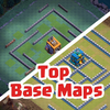 Maps of Clash Of Clans icône