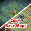Maps of Clash Of Clans-icoon