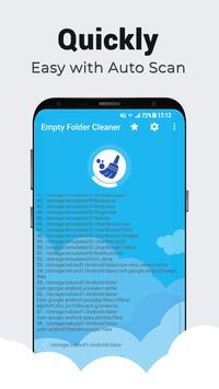 Empty Folder Cleaner screenshot 1