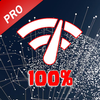 WiFi Signal Strength Meter Pro (no Ads)-icoon