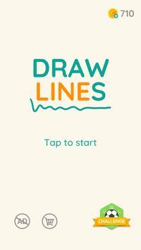 Draw Lines पोस्टर