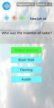 Physics Trivia screenshot 2