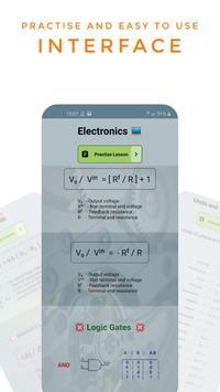 Physics Formula Pro 截圖 3