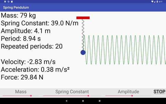 Physics - Experiments for High School and College screenshot 9