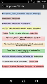 Physique_Chimie poster
