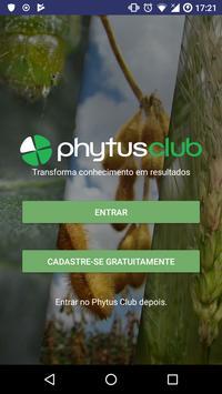 Phytus Club poster