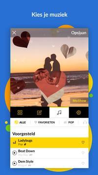 MoShow screenshot 2