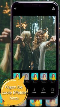 Diashow-Maker mit Musik - Video Maker Pro Screenshot 5